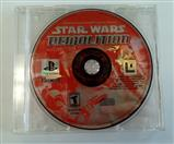 SONY PLAYSTATION PS ONE STAR WARS DEMOLITION